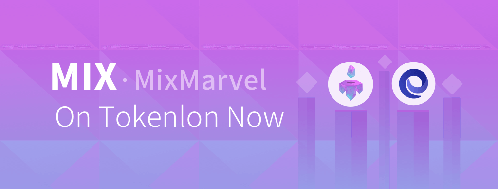MIX (MixMarvel) trading now open on Tokenlon. Trade now to win up to 1,800 USD